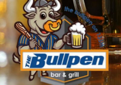 The Bull Pen Sports Bar
